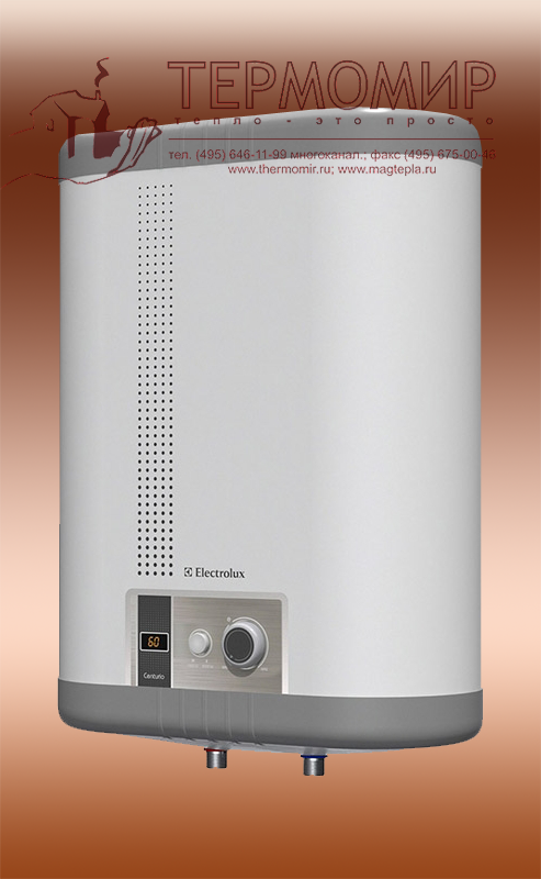 Накопительный электроводонагреватель ELECTROLUX EWH 30 Centurio H: продажа, описание, цены, отзывы. Купить Накопительный электро