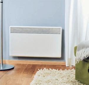 Электрообогреватели настенные с терморегулятором